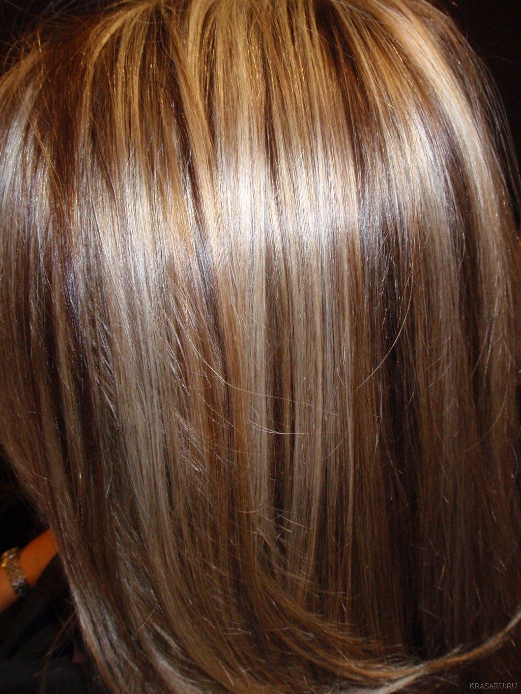 Як перемалювати волосся з русого в блондинку 10 фотография