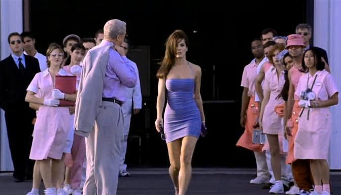 Мисс конгениальность / miss congeniality / 2000 / hdrip