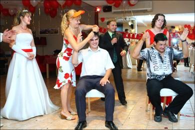 Скачать для конкурсов на свадьбу музыку
