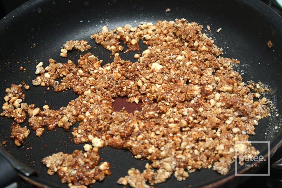 Каша овсяная с грецким орехом и сухофруктами, пошаговый рецепт с фото