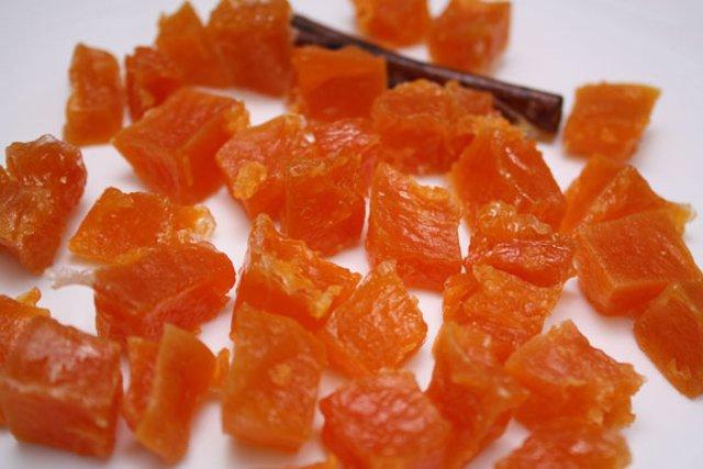 Цукаты из тыквы Пошаговый рецепт с фото в домашних