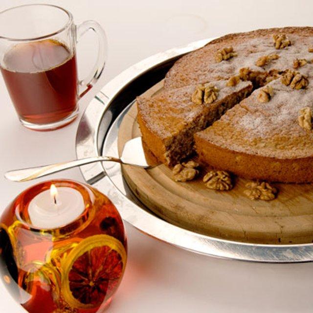 пирог ореховый рецепт с фото