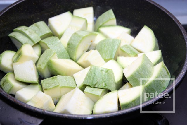 Овощной суп-пюре с тефтельками
