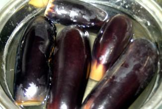 Закусочные соленые баклажаны по-грузински - Едим дома
