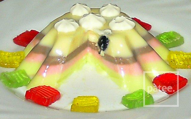 Десерт Радуга