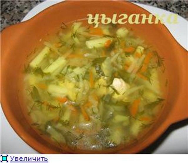 суп с капустой кольраби рецепты приготовления