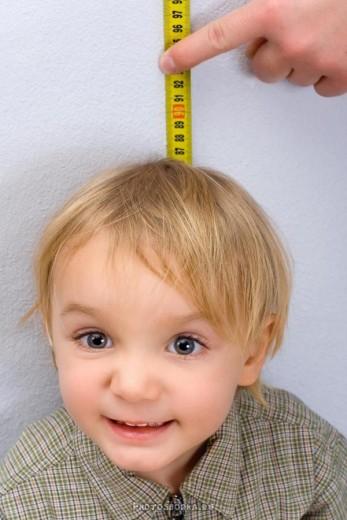 как у ребенка маленькая голова и не растут во помещения