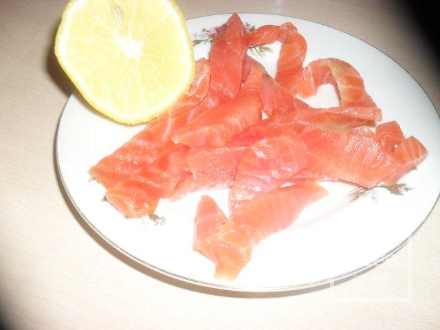 рецепт блинов с красной икрой фото