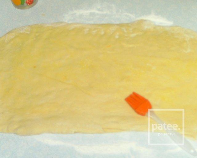 Сдобный пирог с маком