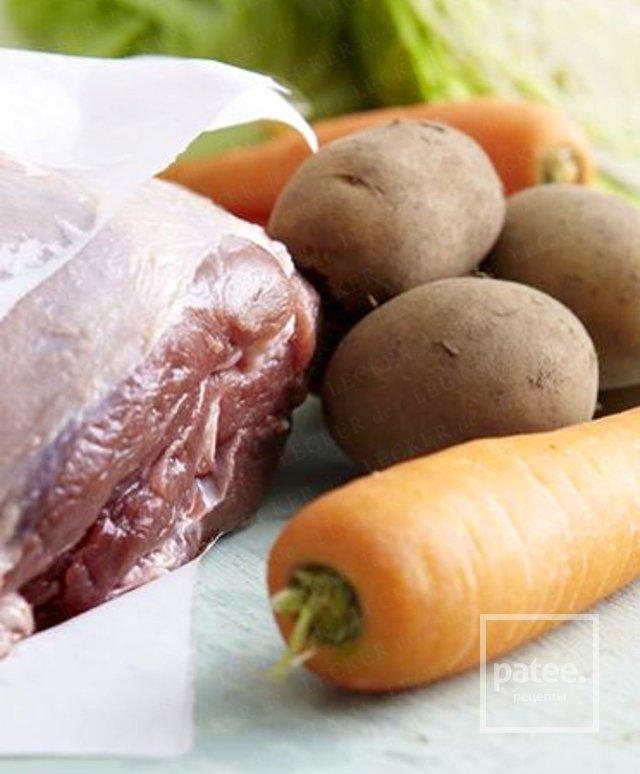 Картофель по ирландски рецепт