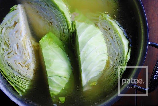 капуста белокочанная рецепты приготовления с фото