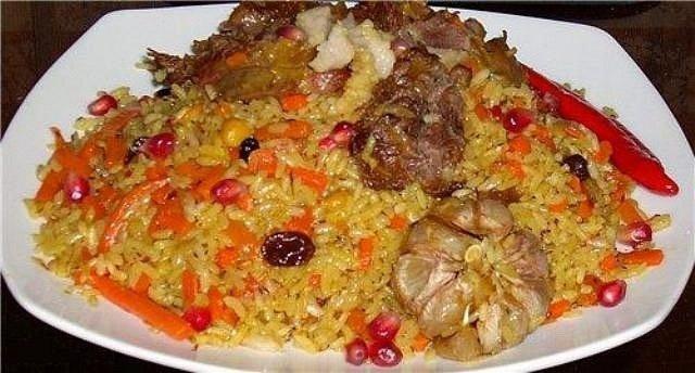 Плов по-армянски рецепт пошагово
