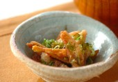 Соевая спаржа по корейски рецепт с фото - 1000menu