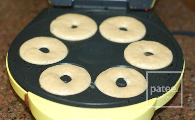 Пончики донатс в духовке рецепт с фото