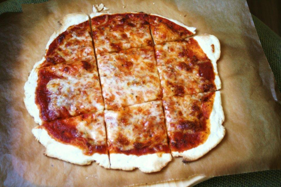 Пицца Сэнт-Луис.