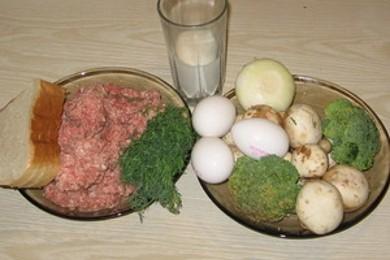 Булгур с сушеными грибами, брокколи и арахисом, пошаговый рецепт с фото