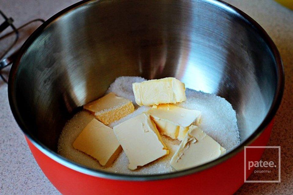 Малиновый пирог на кислом молоке