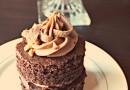 Шоколадные мини пирожные изо Нутеллы