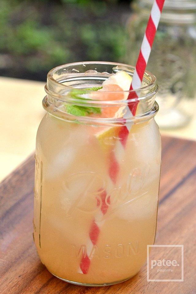 Весенние коктейли с джином