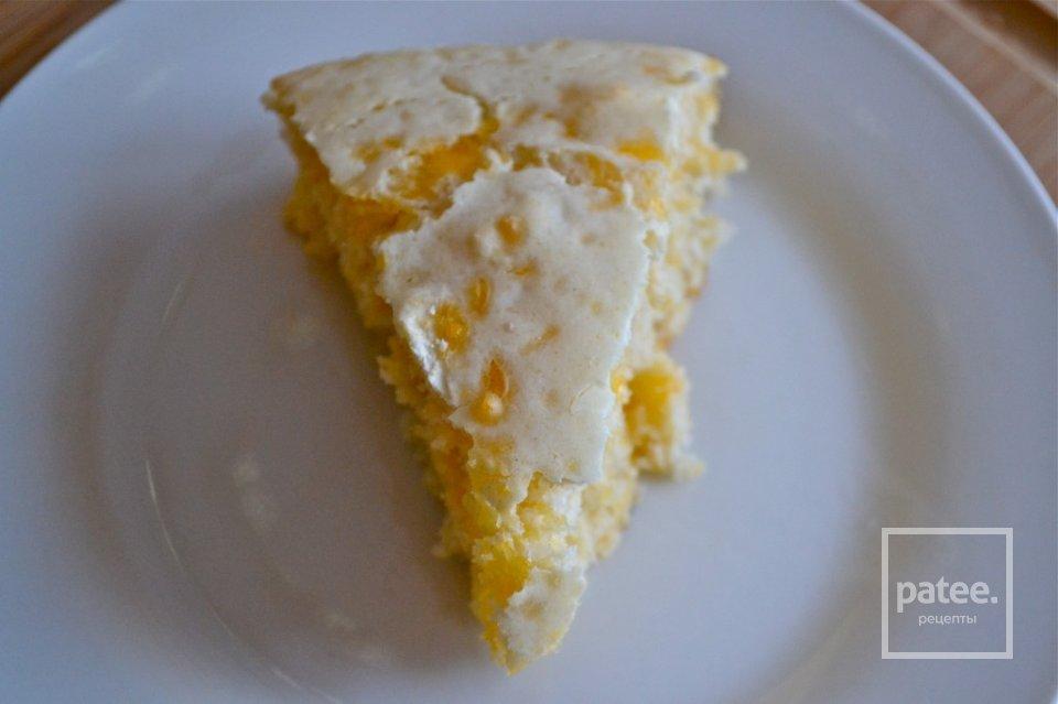 Хлебец с чесноком и сыром
