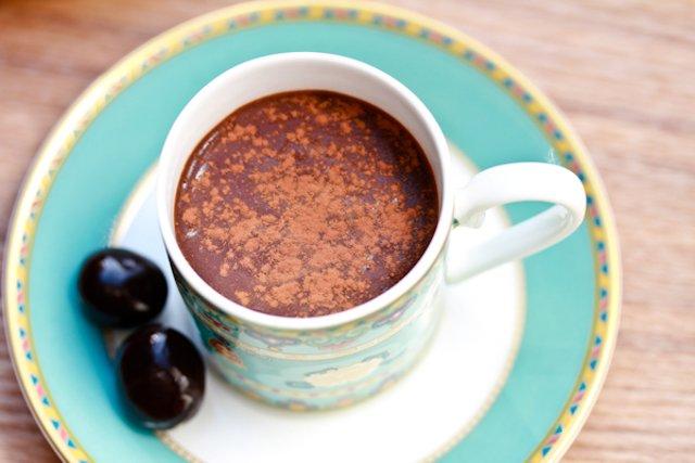 Шоколадный эспрессо