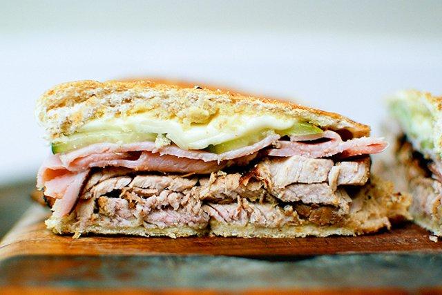 Лос кубаньос - кубинские сэндвичи