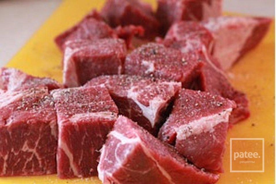 Мексиканское рагу из говядины