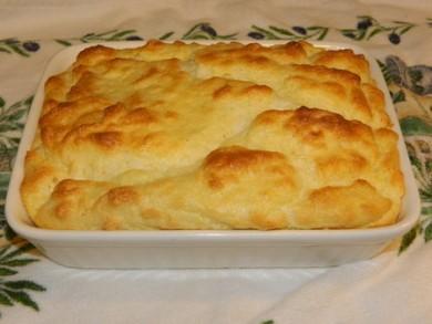 Рецепт Хлебная запеканка