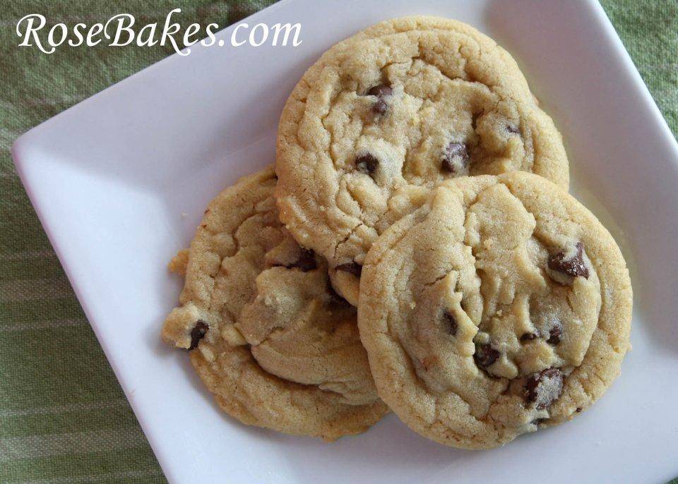 Любимое печенье с шоколадными чипсами