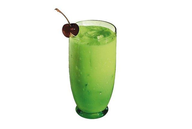 Коктейль Зеленый гоблин