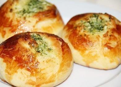 Рецепт Чесночные булочки