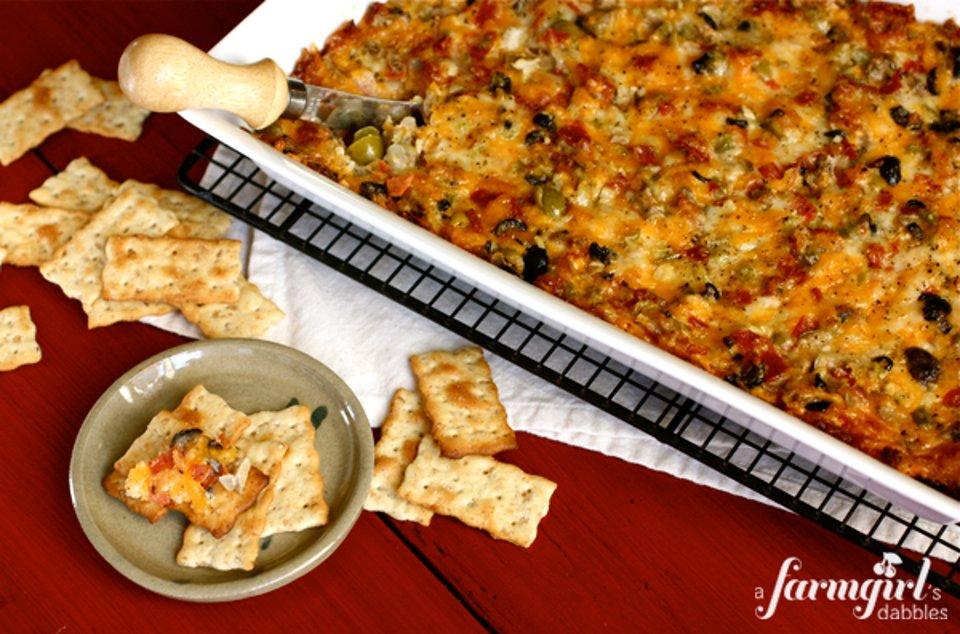 Пицца для гурманов