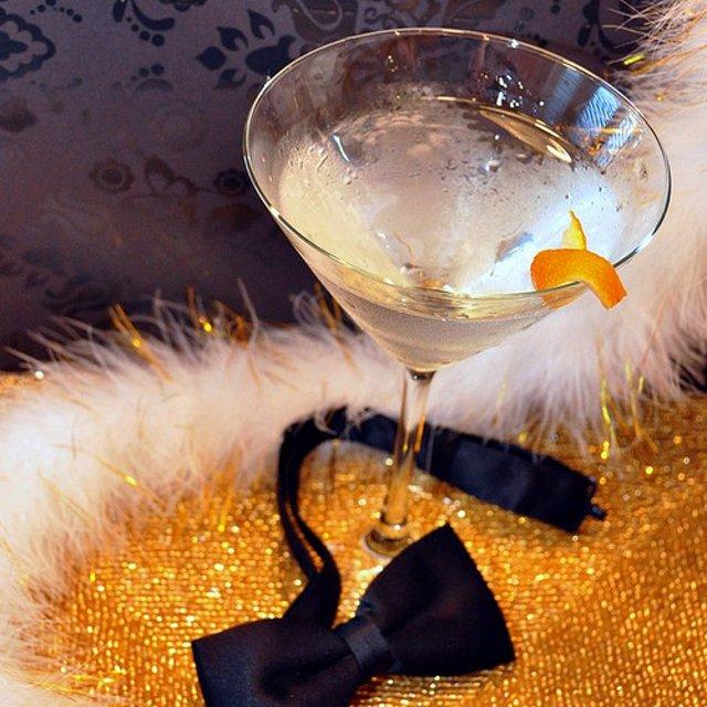 Веспер мартини