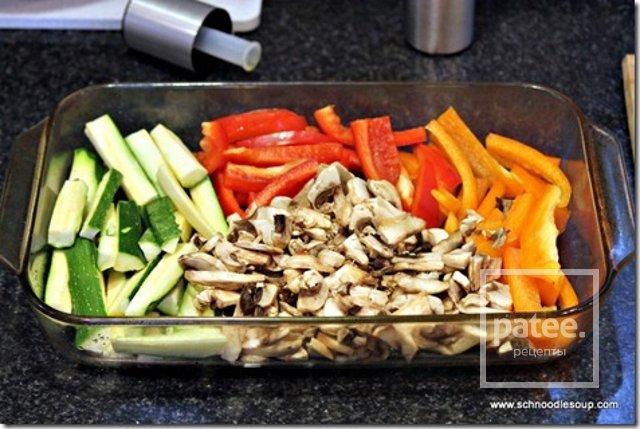 Лазанья с овощами - Шаг 3