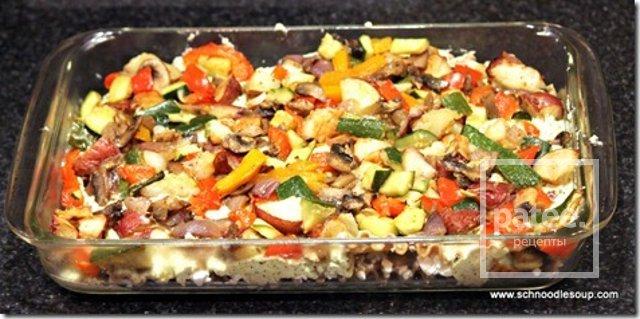 Лазанья с овощами - Шаг 4