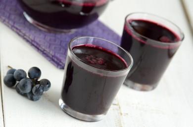 Рецепт Виноградный сок