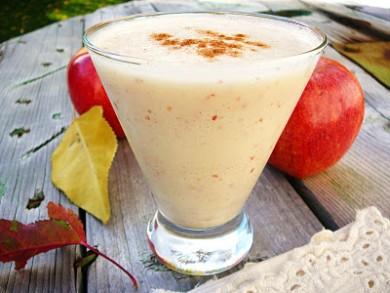 Рецепт Яблочный смузи