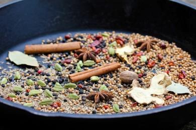 Рецепт Специи Гарам масала