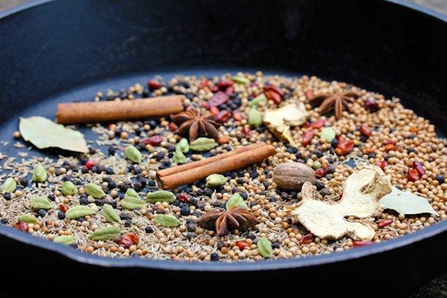 Рецепты с гарам масала рецепты блюд