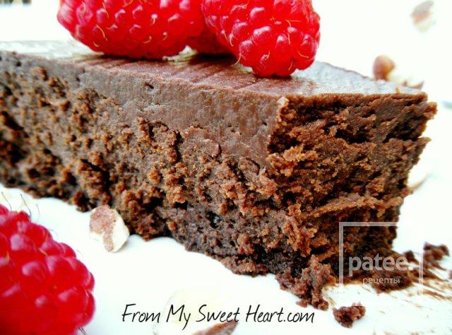 Шоколадный пирог Немесис