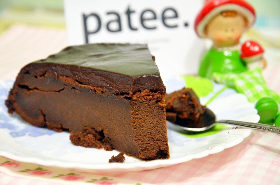 Торт «Валентинка» - вариант десерта ко Дню святого Валентина)