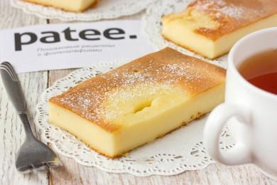 ChefsManiacs - Рецепт: Умное пирожное