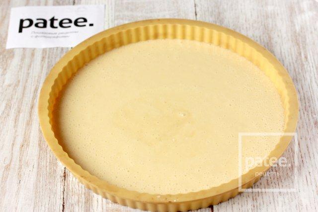 Кокосовый бисквит в микроволновке
