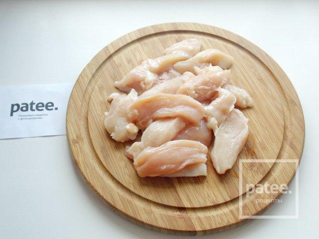 Филе куриной грудки по-китайски
