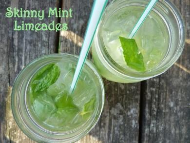 Рецепт Лаймовый лимонад с мятой