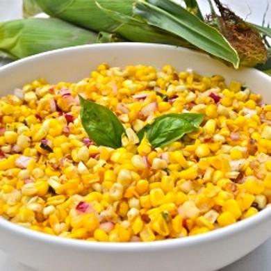 салат рецепт кукурузный