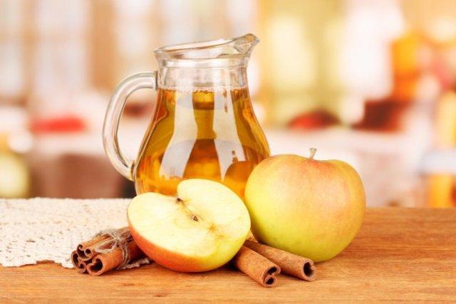 Компот из яблок быстрый рецепт