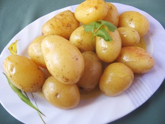 отварной картофель рецепты
