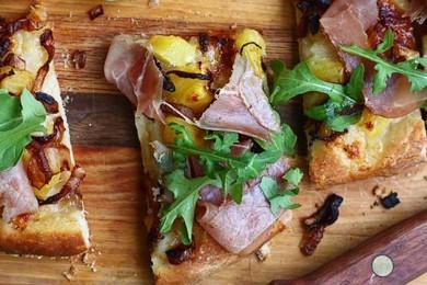 Рецепт Гавайская пицца