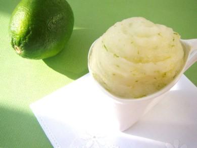 Рецепт Лимонно-лаймовый шербет